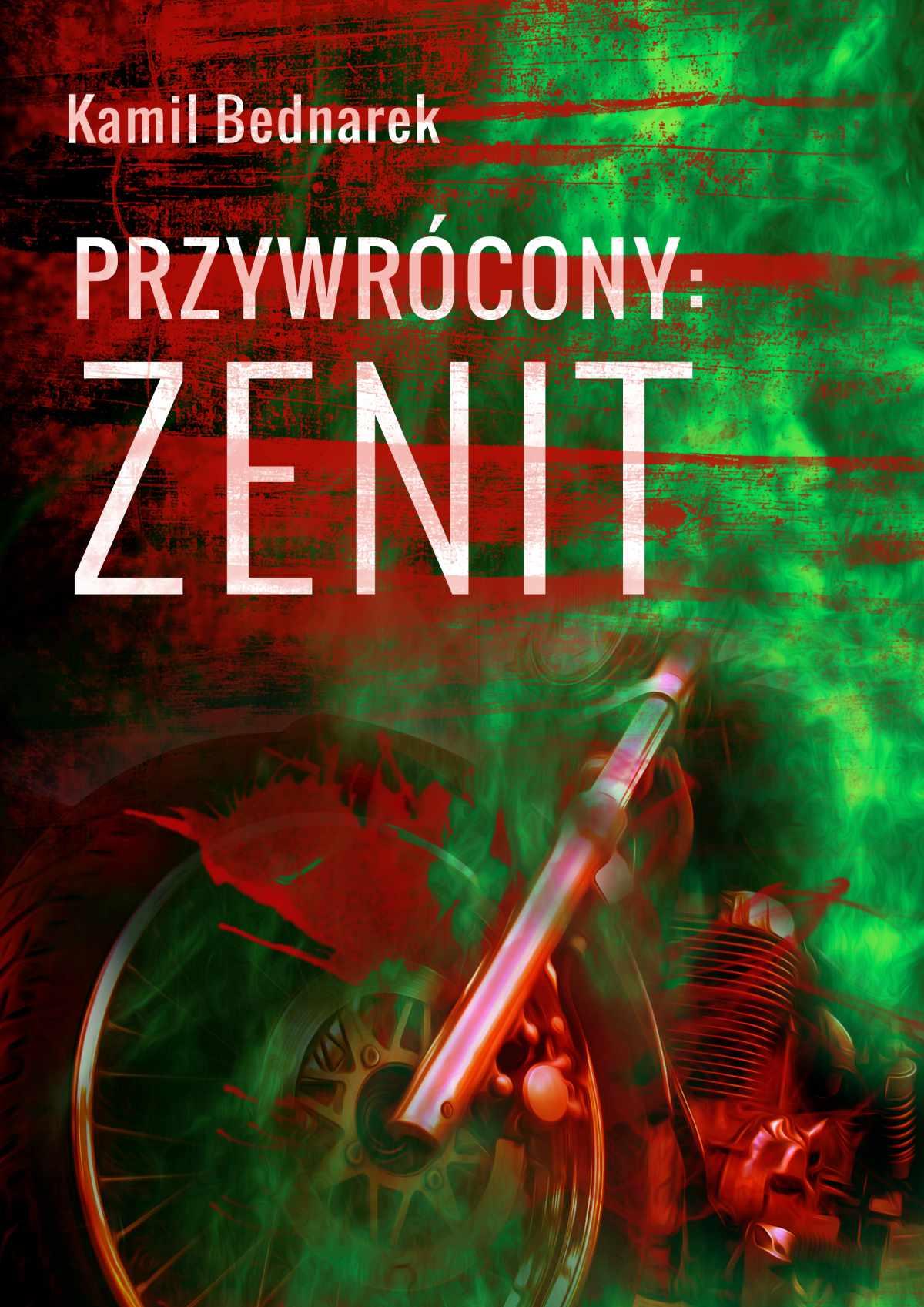Przywrócony. Tom 2. Zenit - Ebook (Książka na Kindle) do pobrania w formacie MOBI