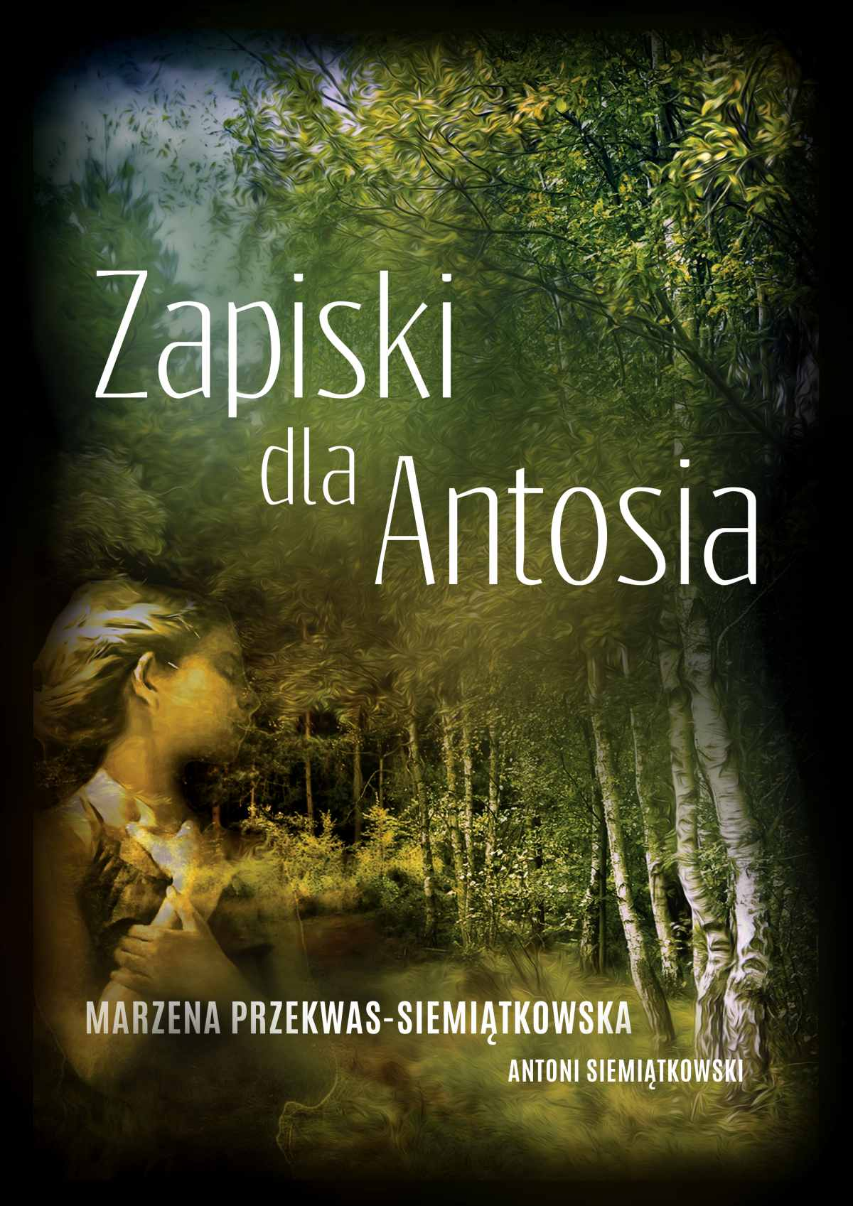 Zapiski dla Antosia - Ebook (Książka EPUB) do pobrania w formacie EPUB