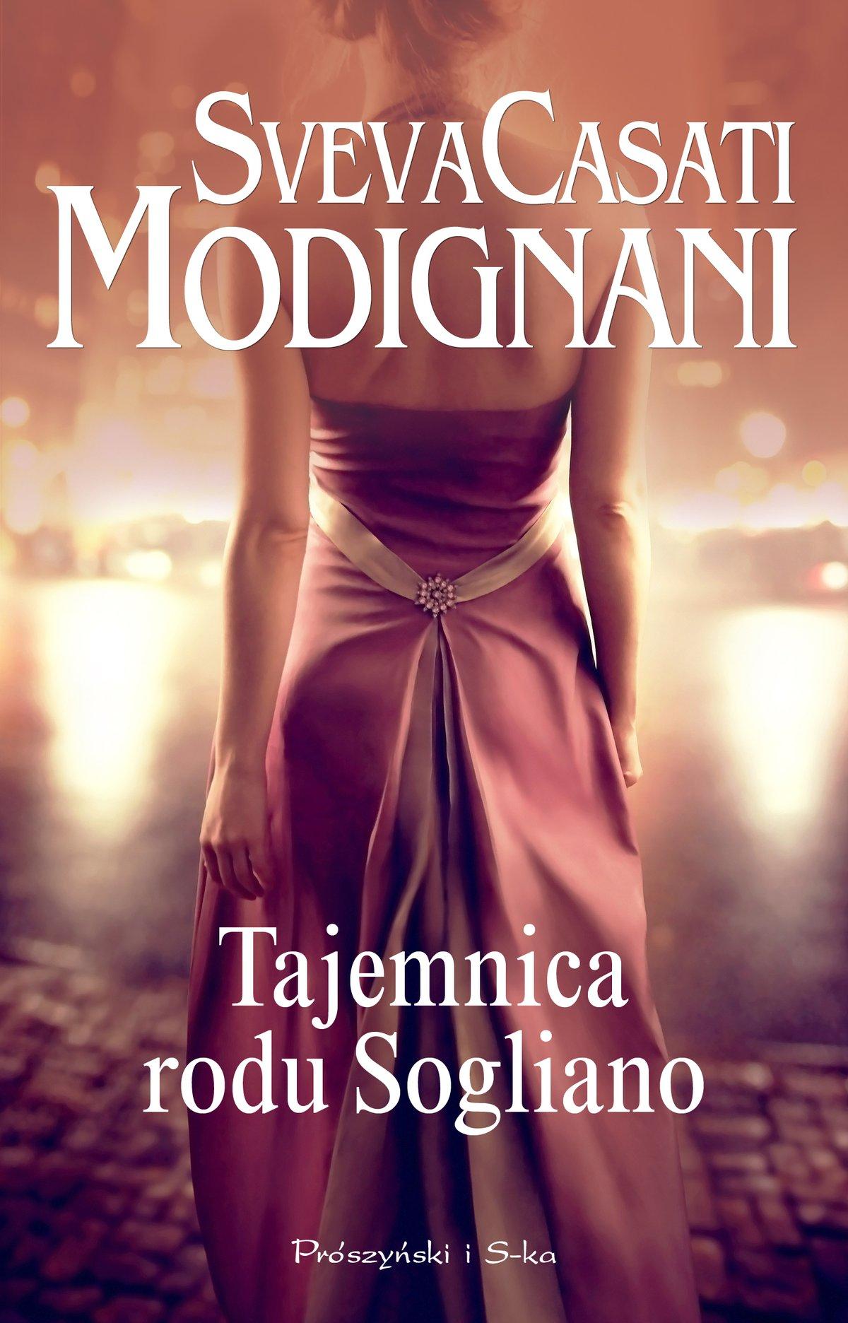 Tajemnica rodu Sogliano - Ebook (Książka na Kindle) do pobrania w formacie MOBI