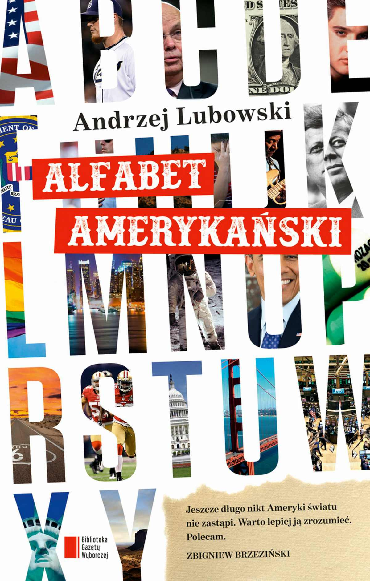Alfabet amerykański - Ebook (Książka na Kindle) do pobrania w formacie MOBI