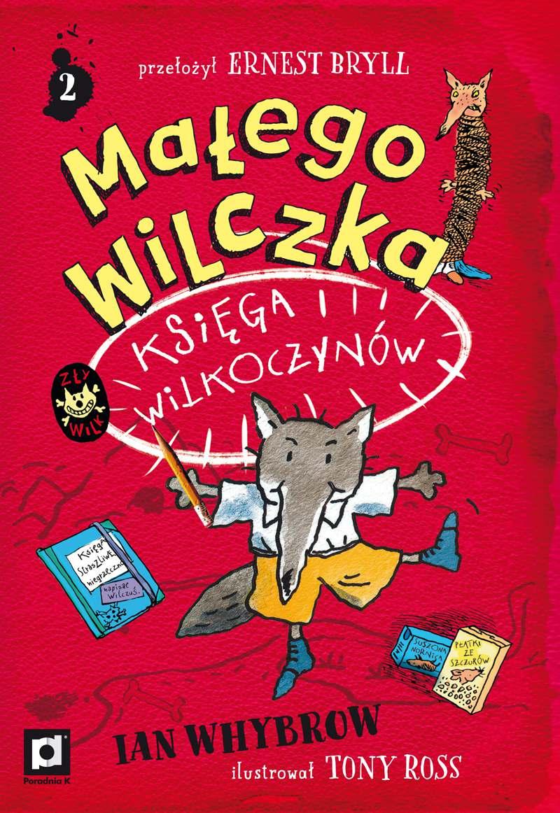 Małego Wilczka Księga Wilkoczynów - Ebook (Książka EPUB) do pobrania w formacie EPUB