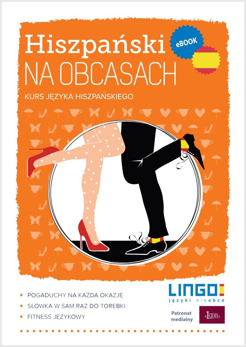 Hiszpański na obcasach - Ebook (Książka PDF) do pobrania w formacie PDF