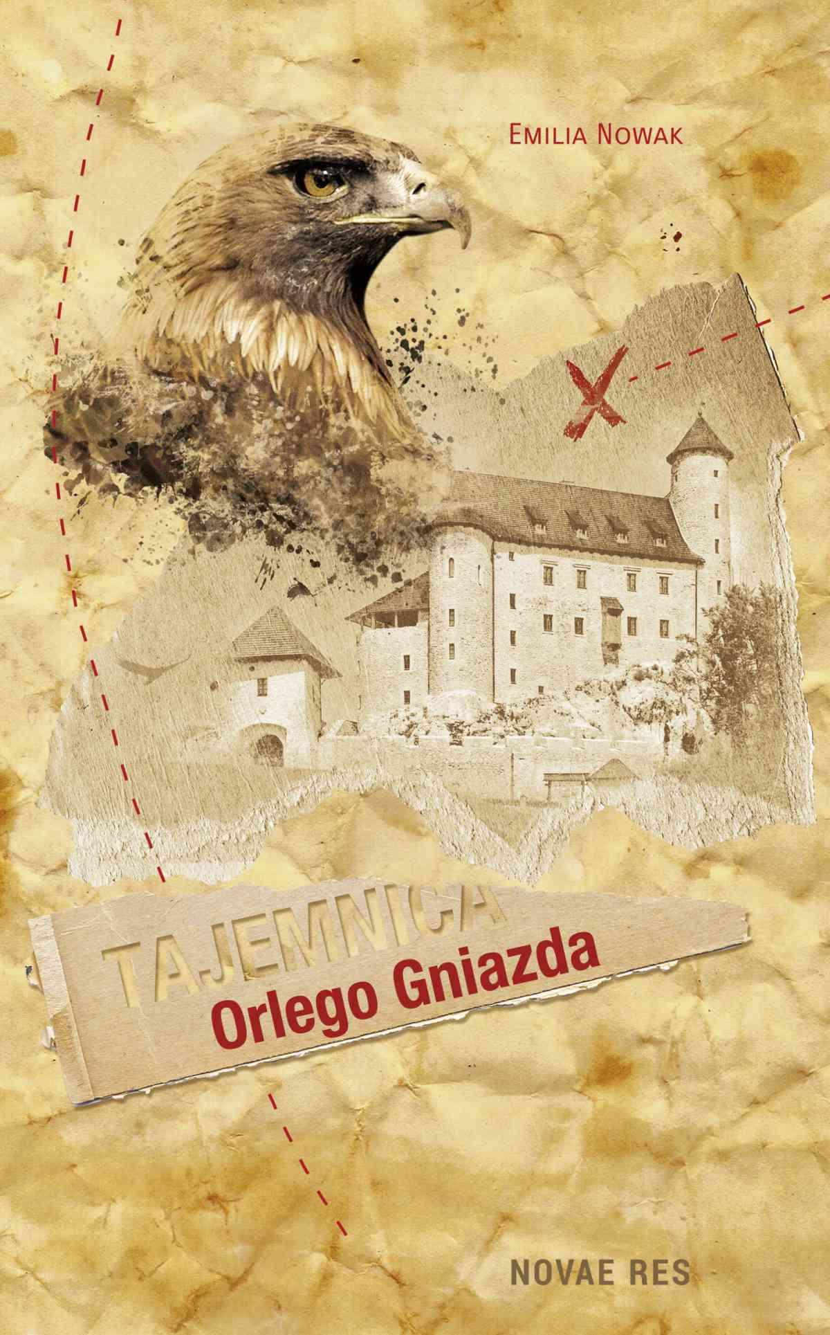 Tajemnica Orlego Gniazda - Ebook (Książka EPUB) do pobrania w formacie EPUB