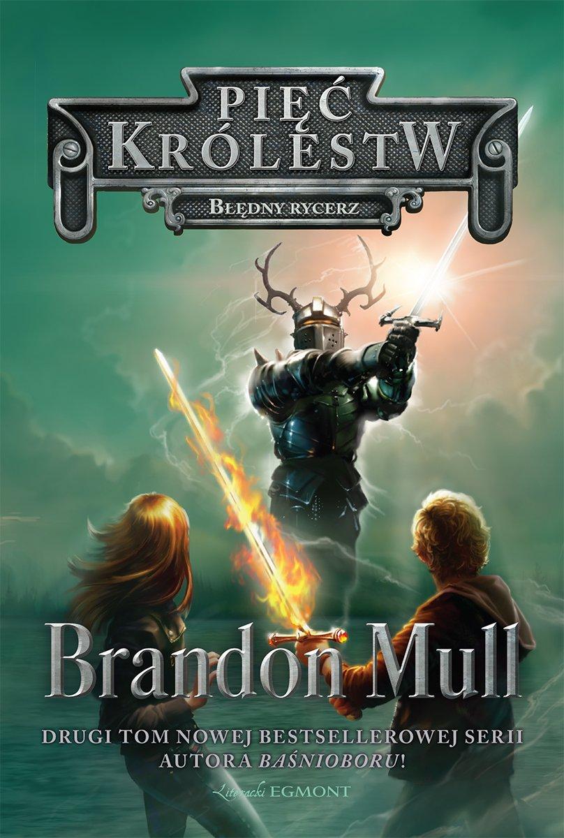 Błędny rycerz. Pięć królestw - Ebook (Książka na Kindle) do pobrania w formacie MOBI