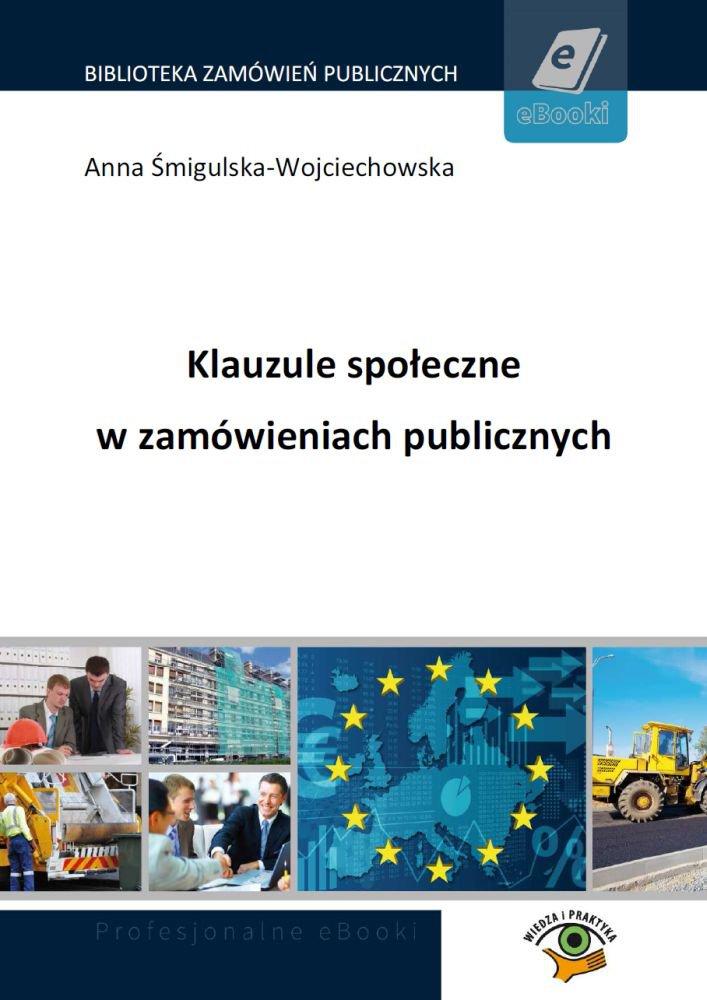 Klauzule społeczne w zamówieniach publicznych - Ebook (Książka PDF) do pobrania w formacie PDF