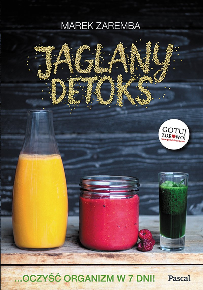 Jaglany detoks - Ebook (Książka na Kindle) do pobrania w formacie MOBI