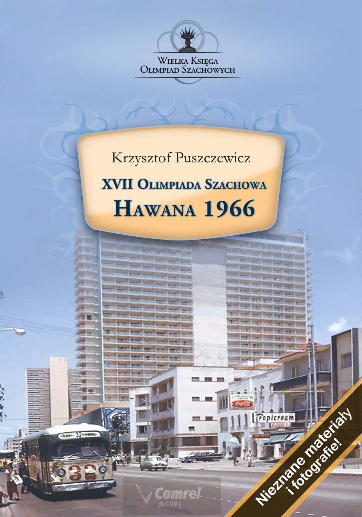 XVII Olimpiada Szachowa. Hawana 1966 - Ebook (Książka PDF) do pobrania w formacie PDF