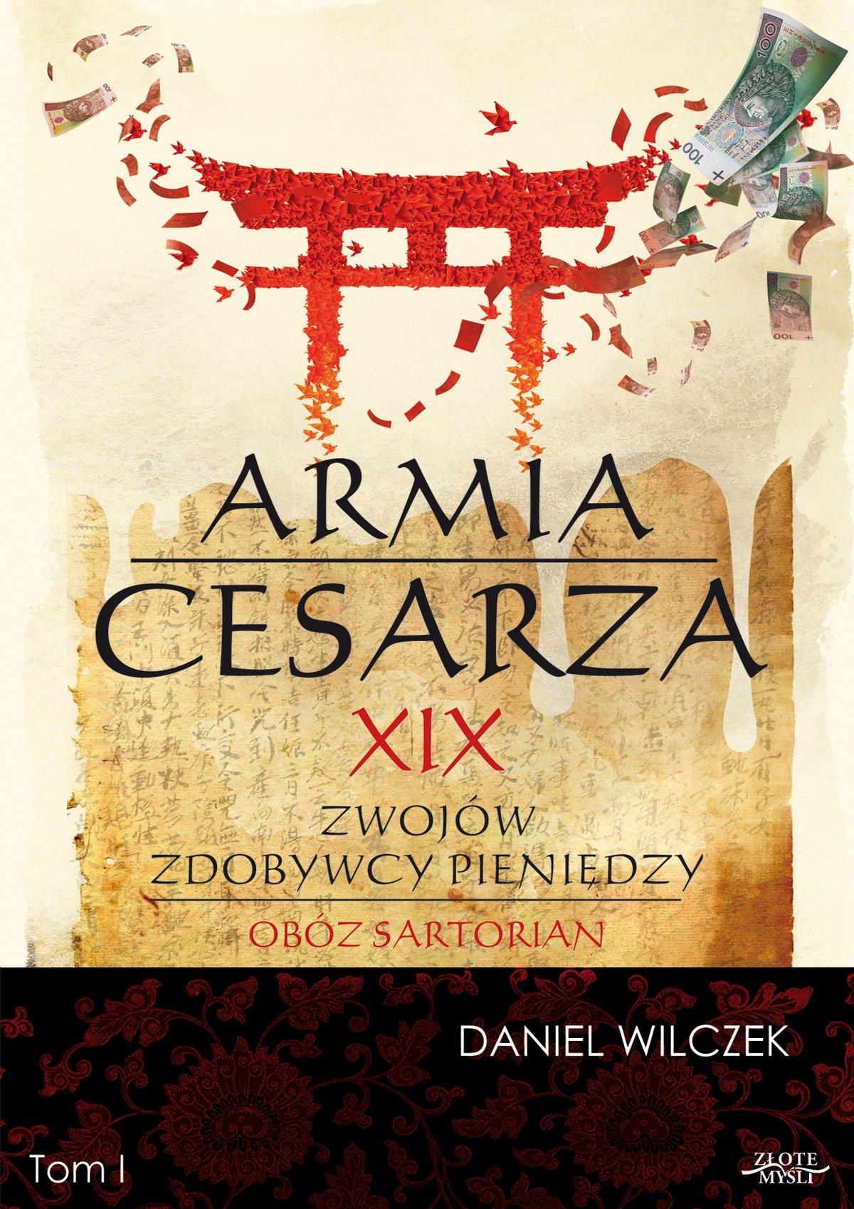 Armia cesarza - Ebook (Książka na Kindle) do pobrania w formacie MOBI