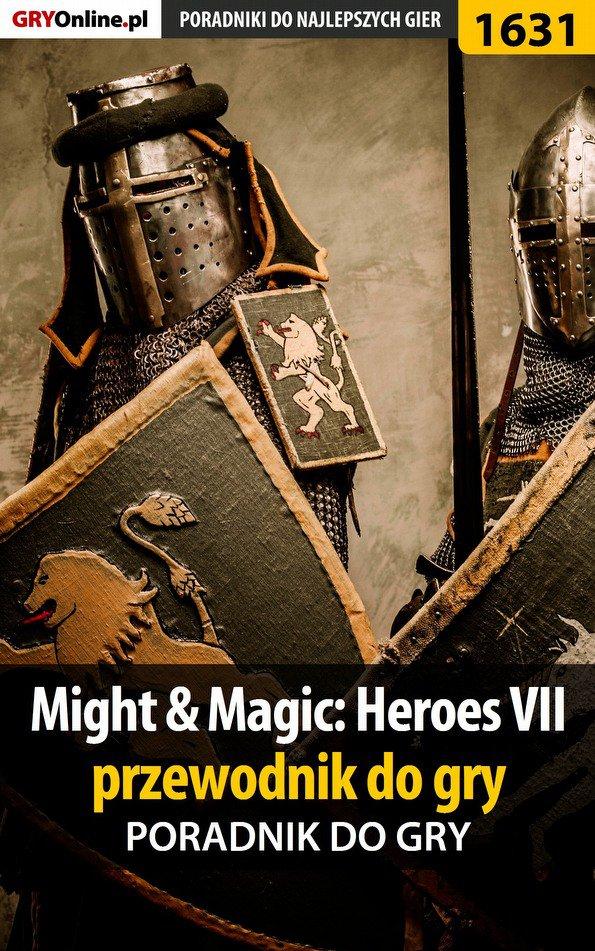 Might  Magic: Heroes VII - przewodnik do gry - Ebook (Książka EPUB) do pobrania w formacie EPUB