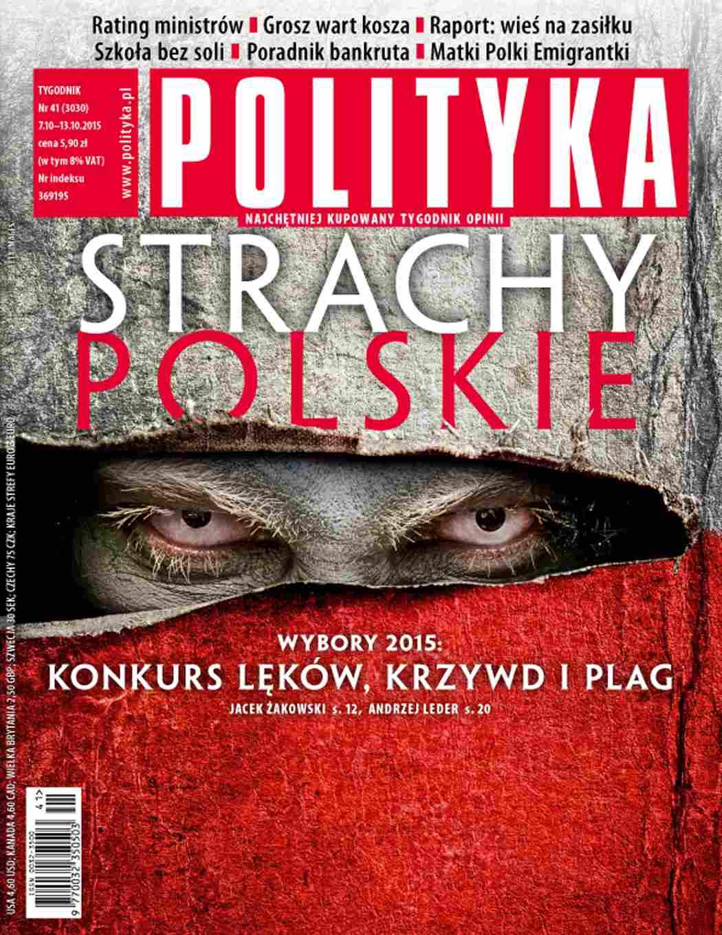 Polityka nr 41/2015 - Ebook (Książka PDF) do pobrania w formacie PDF