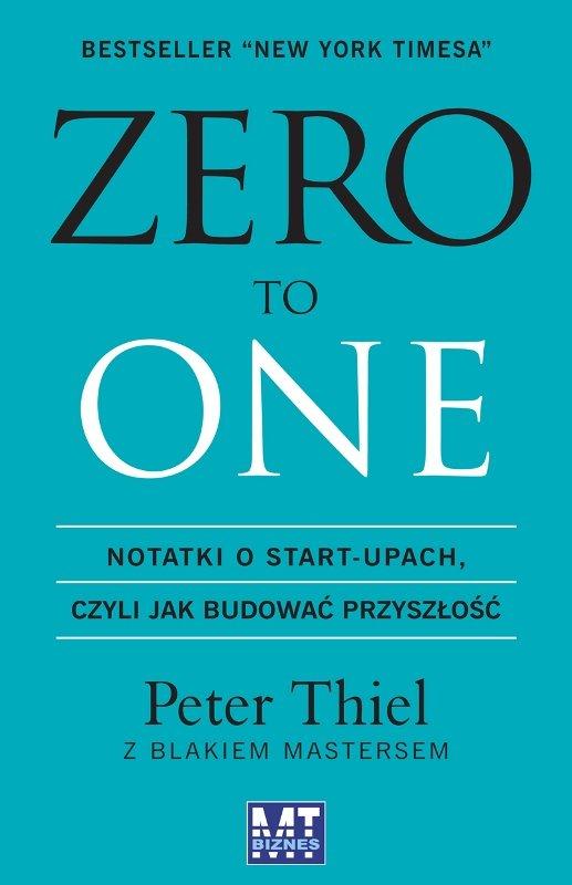 Zero to One - Audiobook (Książka audio MP3) do pobrania w całości w archiwum ZIP