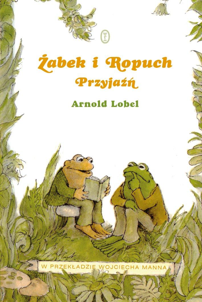 Żabek i Ropuch. Przyjaźń - Ebook (Książka EPUB) do pobrania w formacie EPUB