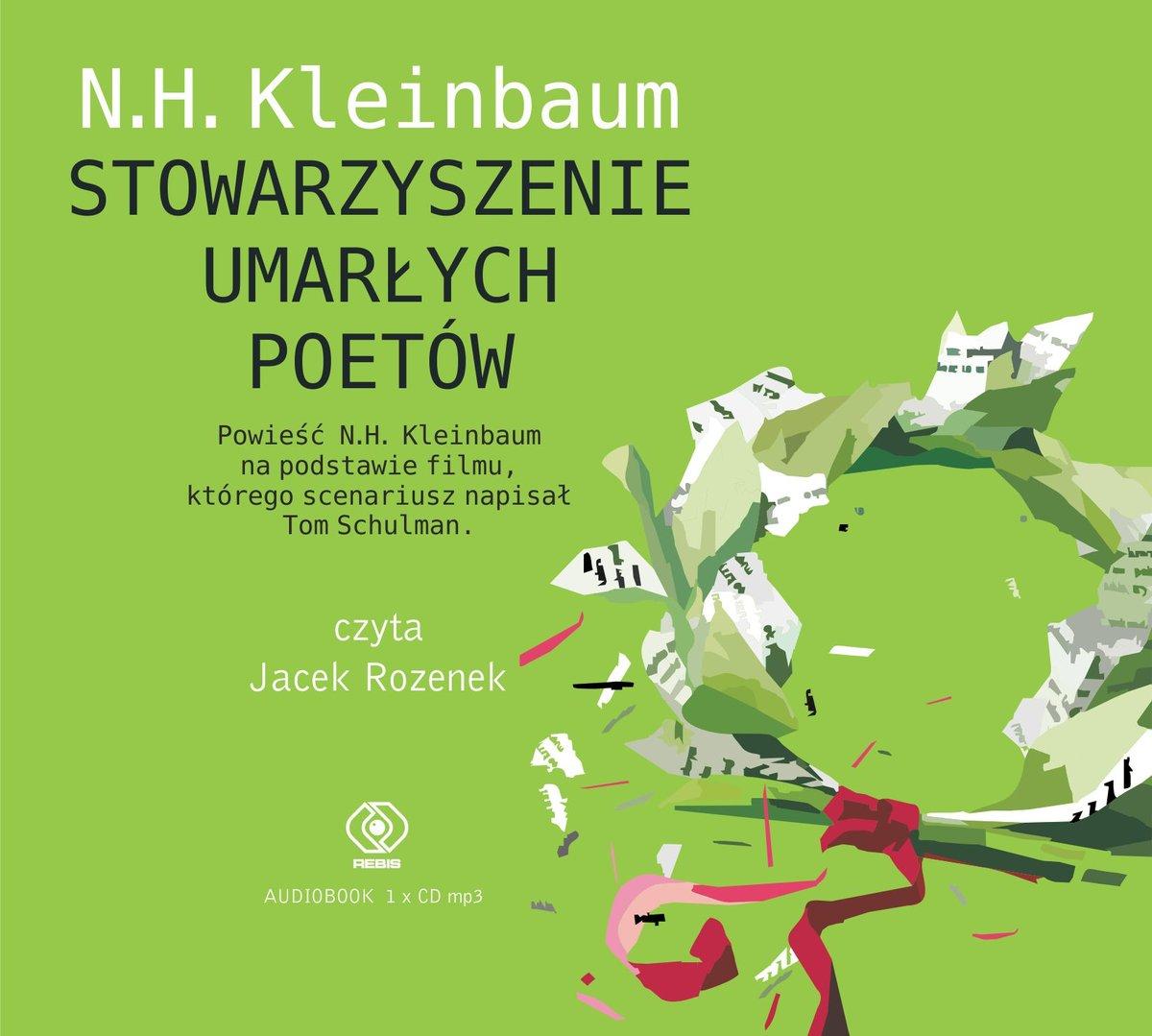 Stowarzyszenie Umarłych Poetów - Audiobook (Książka audio MP3) do pobrania w całości w archiwum ZIP