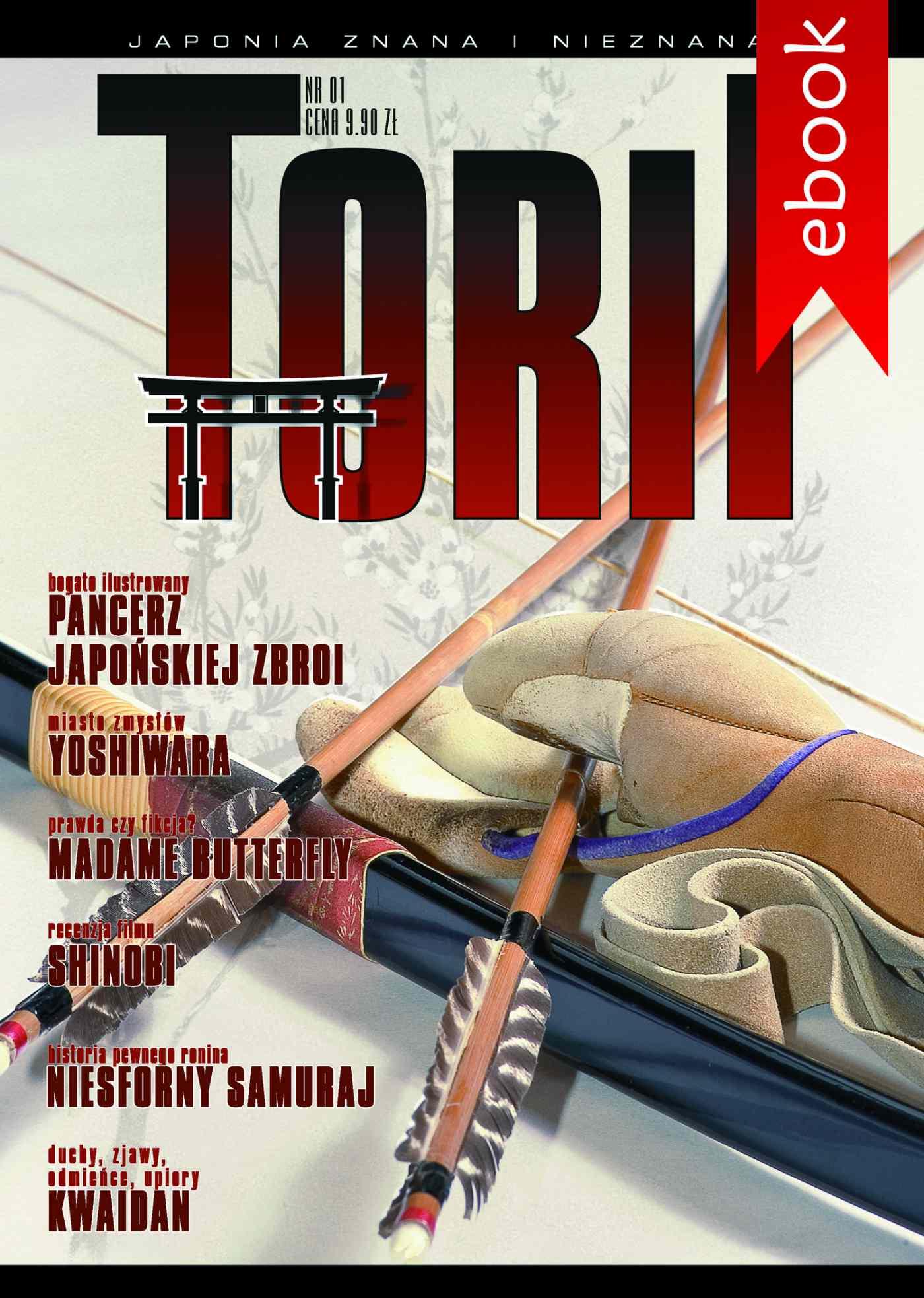 Torii. Japonia znana i nieznana #1 - Ebook (Książka na Kindle) do pobrania w formacie MOBI
