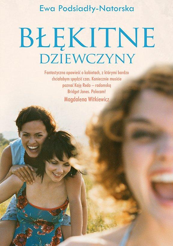 Błękitne dziewczyny - Ebook (Książka EPUB) do pobrania w formacie EPUB