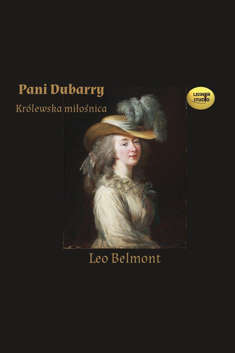 Pani Dubarry. Królewska miłośnica - Ebook (Książka na Kindle) do pobrania w formacie MOBI