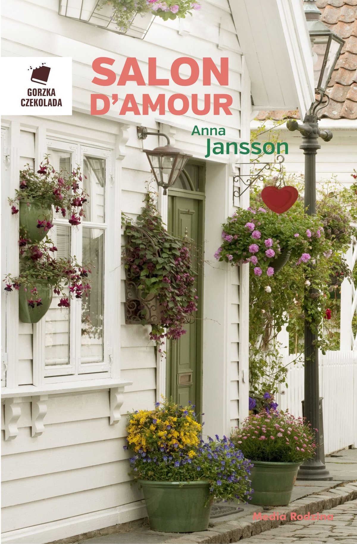 Salon d'Amour - Ebook (Książka na Kindle) do pobrania w formacie MOBI
