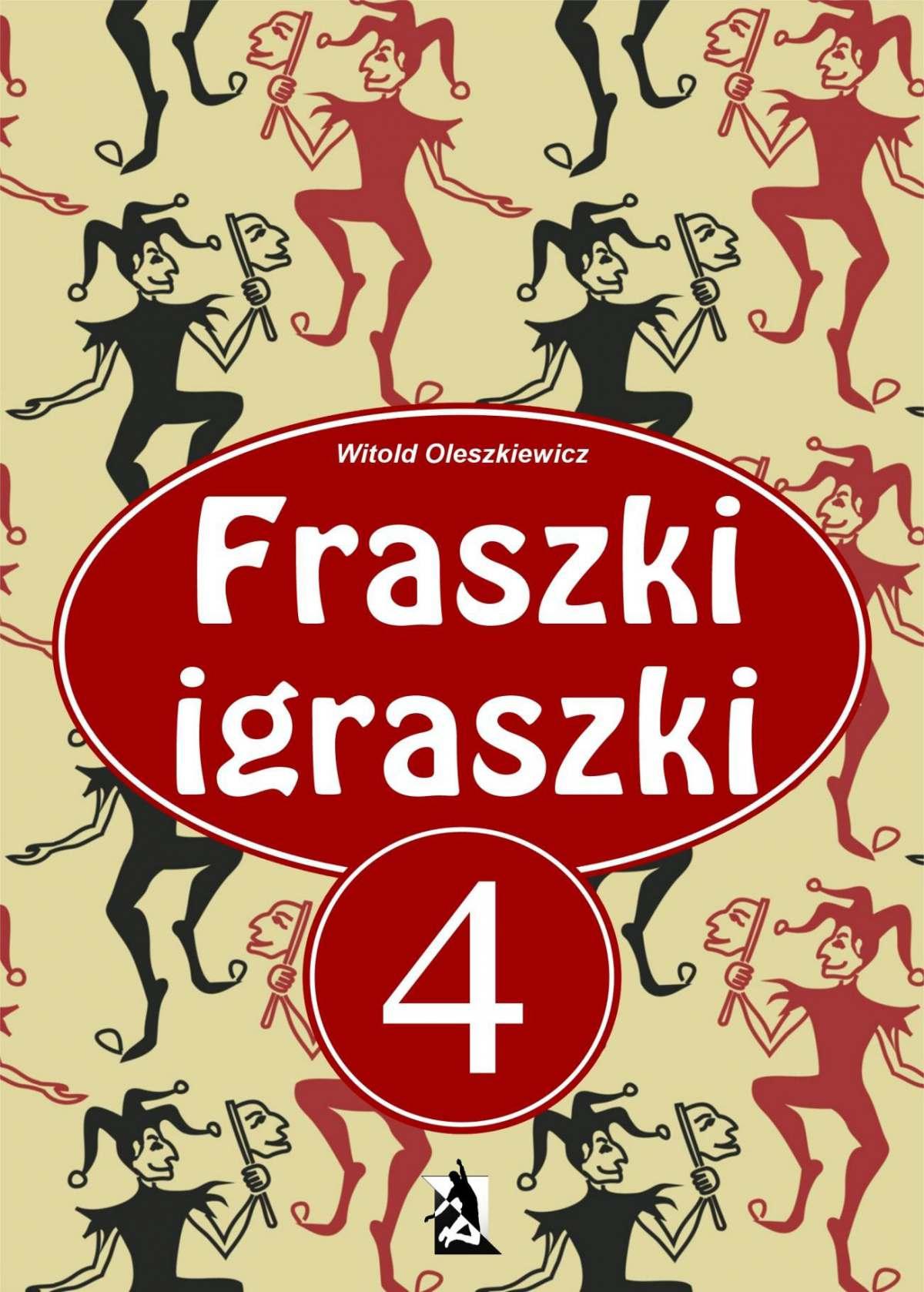 Fraszki Igraszki IV - Ebook (Książka EPUB) do pobrania w formacie EPUB