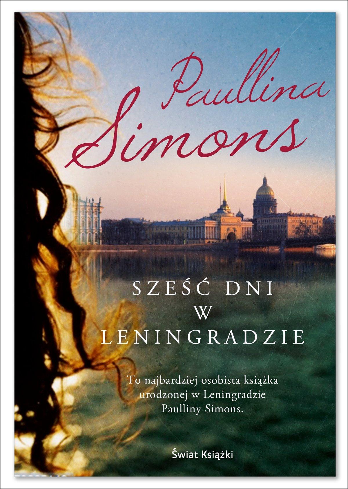 Sześć dni w Leningradzie - Ebook (Książka EPUB) do pobrania w formacie EPUB