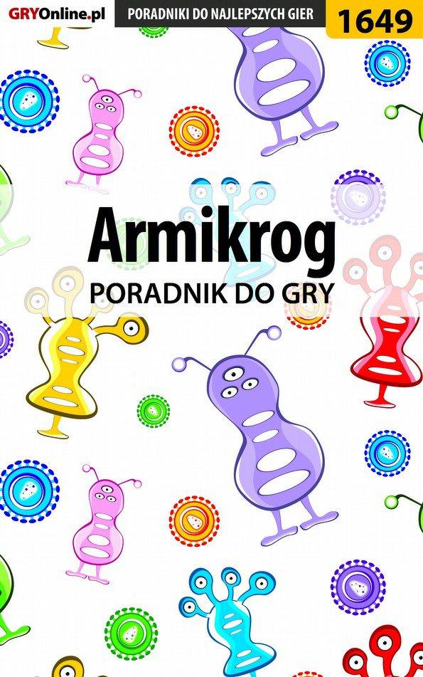 Armikrog - poradnik do gry - Ebook (Książka EPUB) do pobrania w formacie EPUB