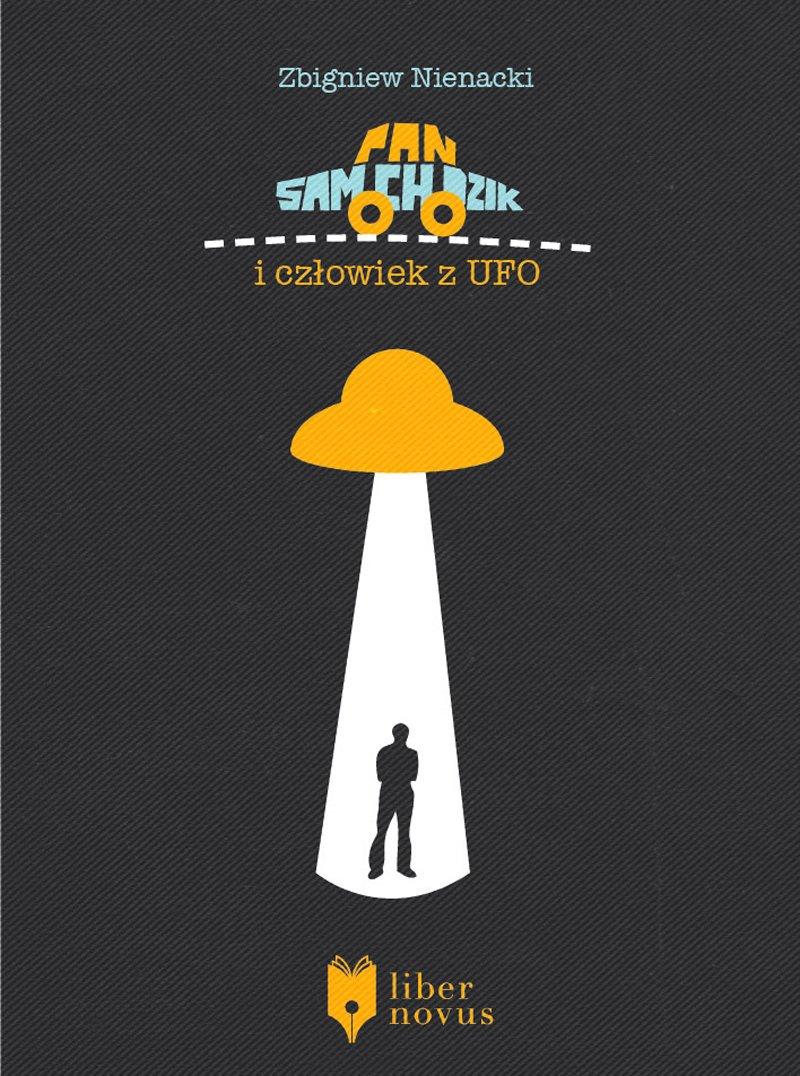 Pan Samochodzik i człowiek z UFO - Ebook (Książka EPUB) do pobrania w formacie EPUB