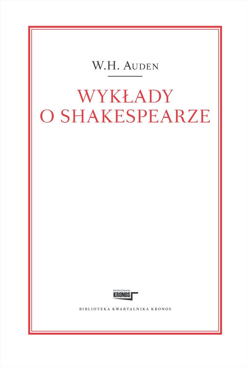Wykłady o Shakespearze - Ebook (Książka na Kindle) do pobrania w formacie MOBI