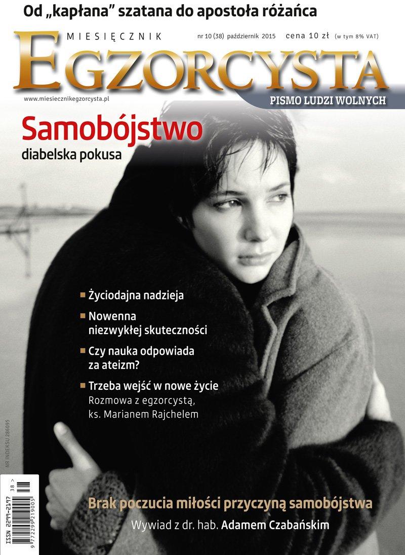 Miesięcznik Egzorcysta. Październik 2015 - Ebook (Książka PDF) do pobrania w formacie PDF