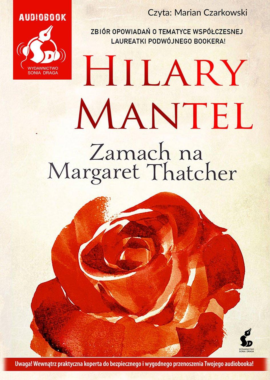Zamach na Margaret Thatcher - Audiobook (Książka audio MP3) do pobrania w całości w archiwum ZIP