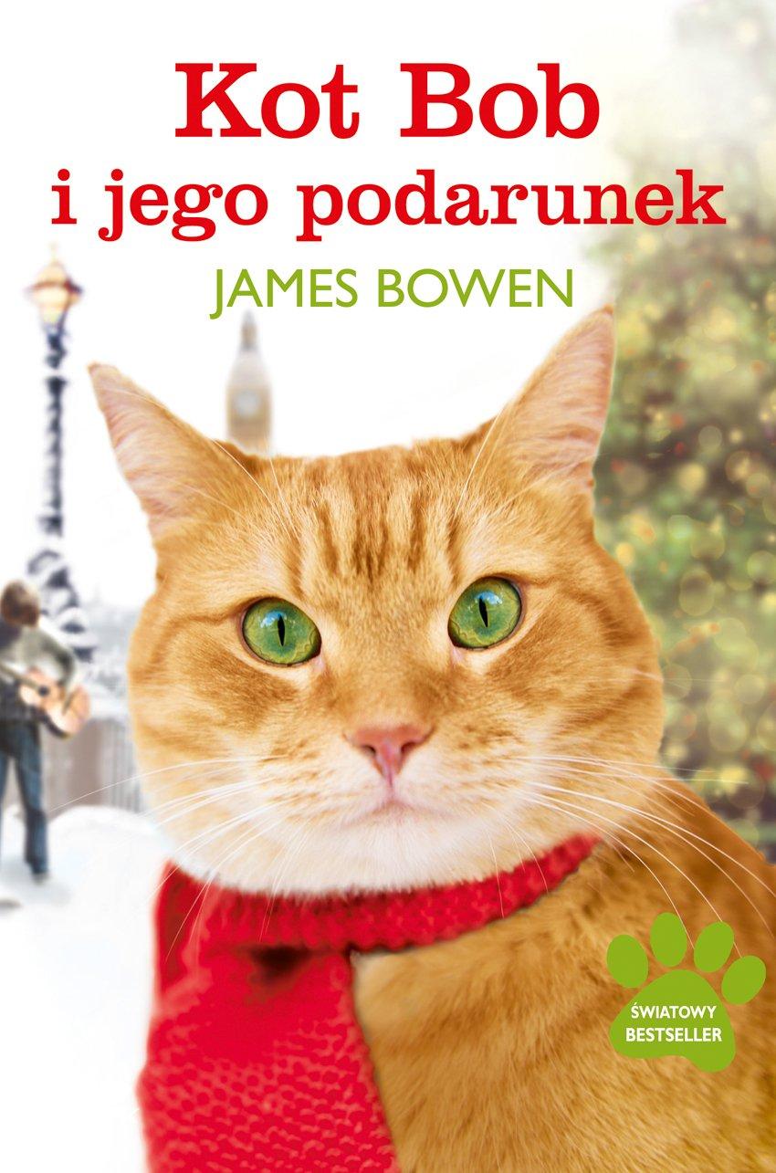 Kot Bob i jego podarunek - Ebook (Książka EPUB) do pobrania w formacie EPUB