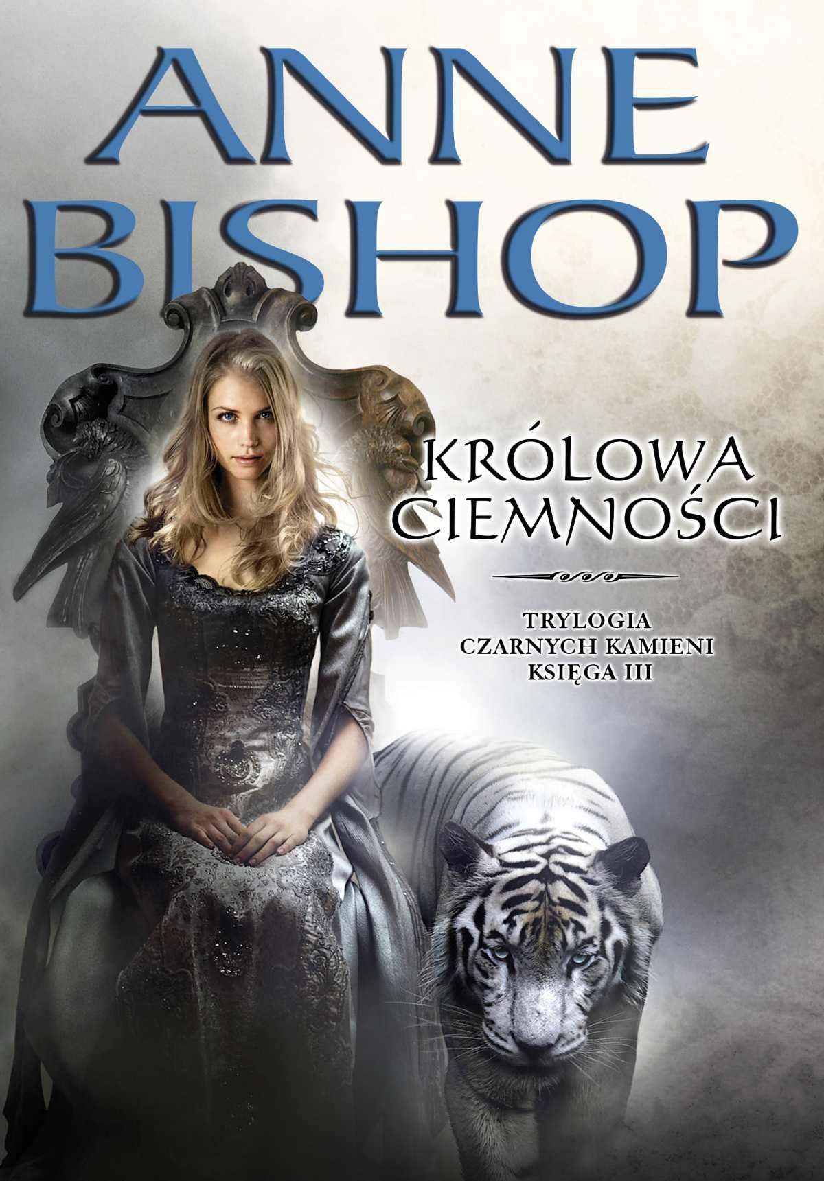 Królowa ciemności. Czarne Kamienie. Księga III - Ebook (Książka na Kindle) do pobrania w formacie MOBI
