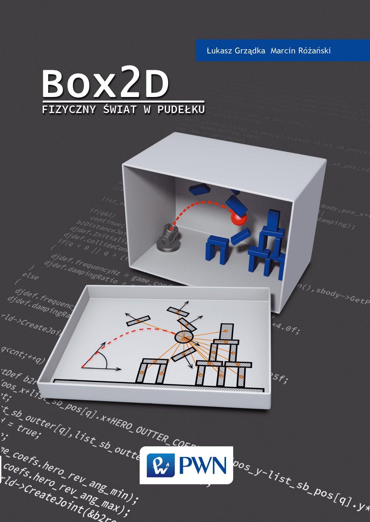Box2D. Fizyczny świat w pudełku - Ebook (Książka EPUB) do pobrania w formacie EPUB