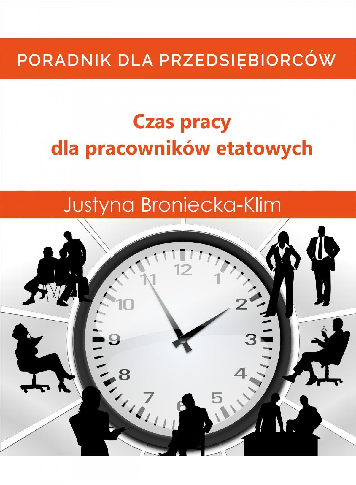Czas pracy dla pracowników etatowych - Audiobook (Książka audio MP3) do pobrania w całości w archiwum ZIP