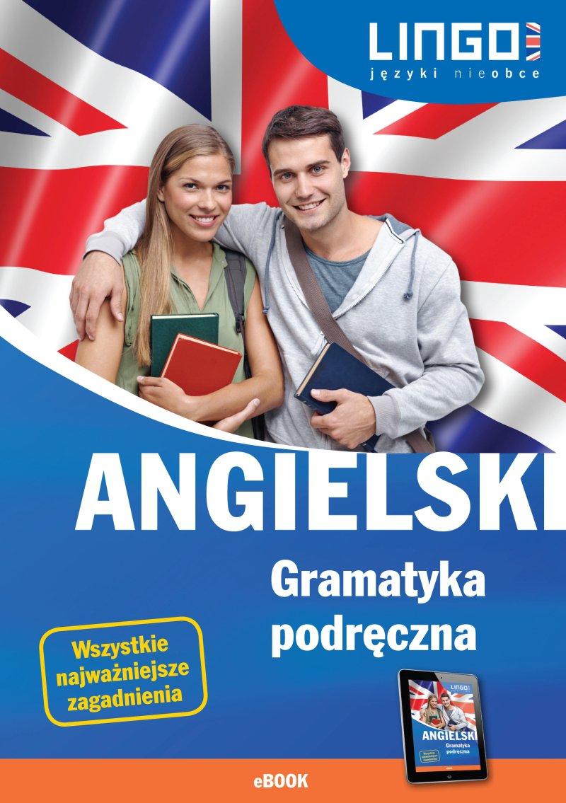 Angielski. Gramatyka podręczna - Ebook (Książka PDF) do pobrania w formacie PDF