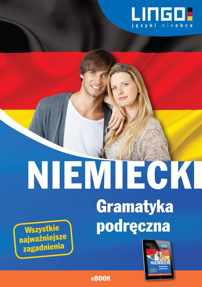 Niemiecki. Gramatyka podręczna - Ebook (Książka PDF) do pobrania w formacie PDF