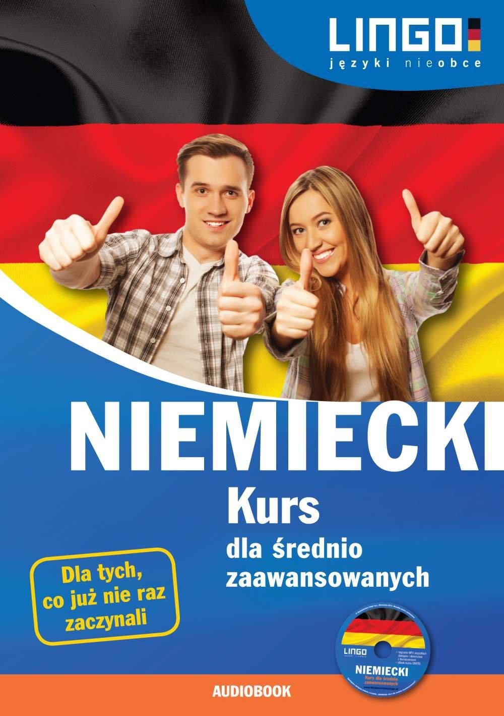 Niemiecki. Kurs dla średnio zaawansowanych - Audiobook (Książka audio MP3) do pobrania w całości w archiwum ZIP