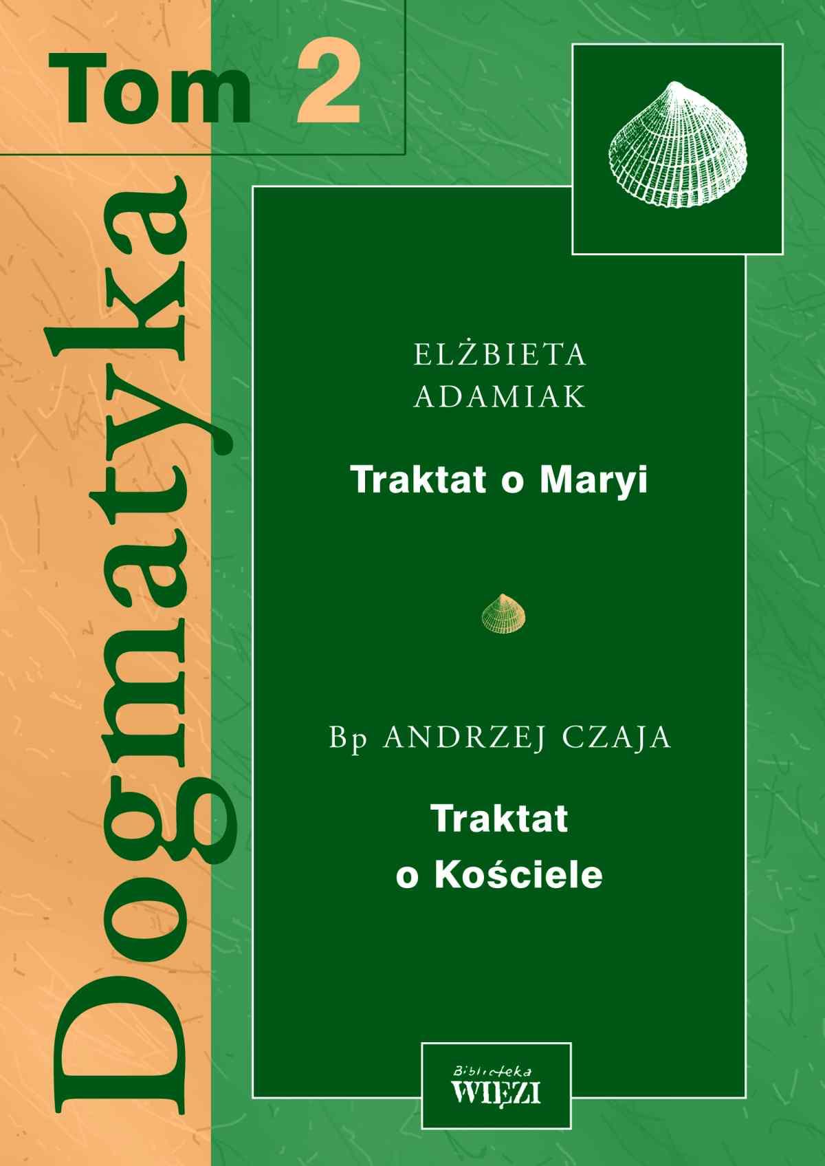 Dogmatyka. Tom 2 - Ebook (Książka na Kindle) do pobrania w formacie MOBI