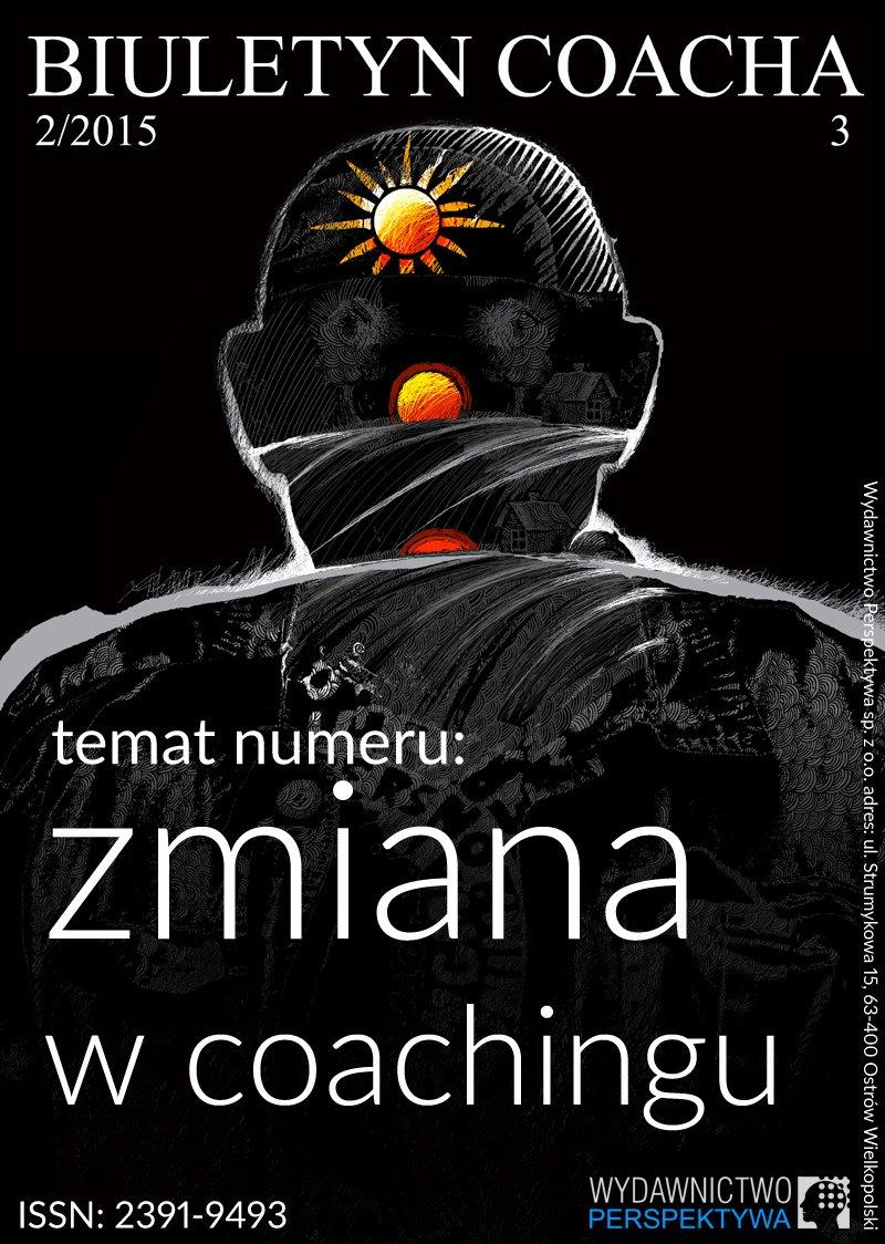Biuletyn Coacha. Zmiana w Coachingu. 2/2015 - Ebook (Książka EPUB) do pobrania w formacie EPUB