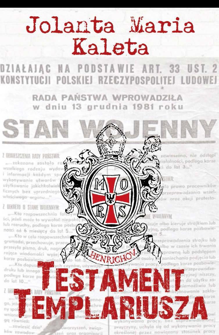 Testament Templariusza - Ebook (Książka EPUB) do pobrania w formacie EPUB