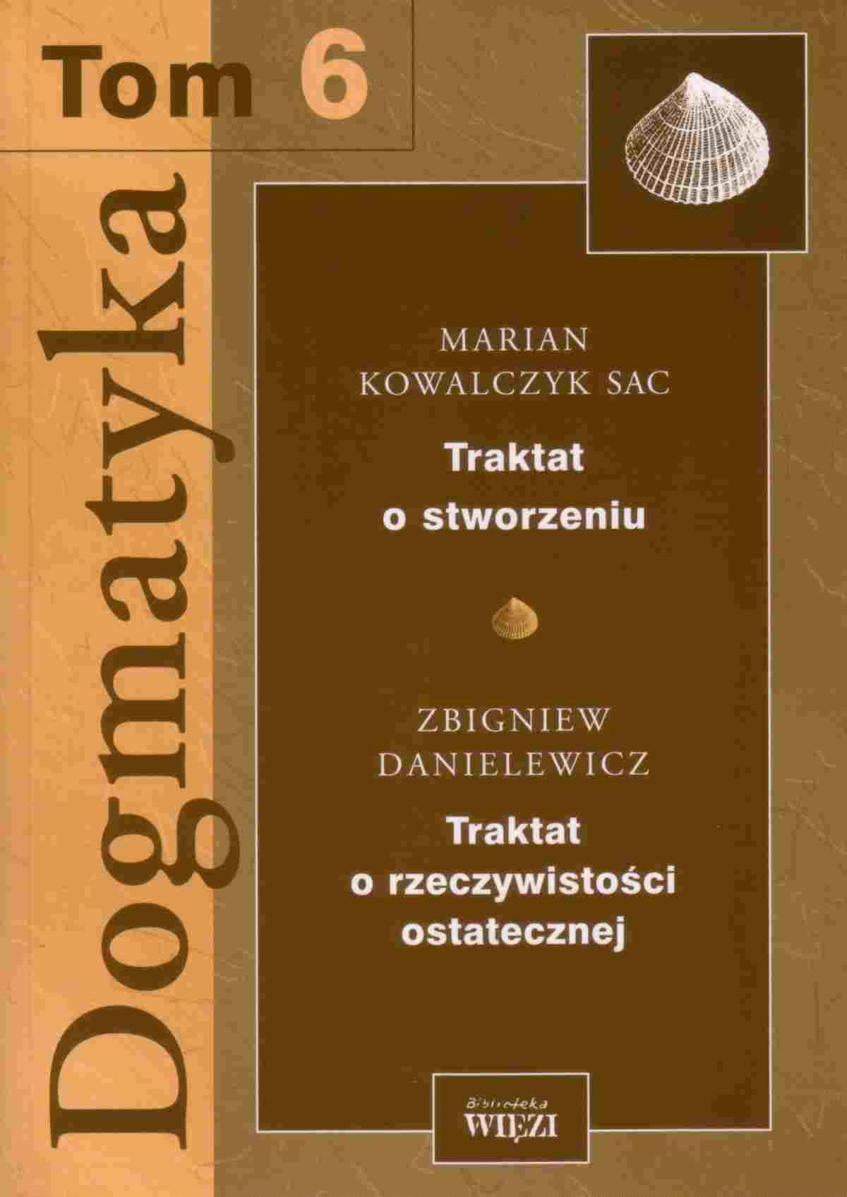 Dogmatyka. Tom 6 - Ebook (Książka EPUB) do pobrania w formacie EPUB