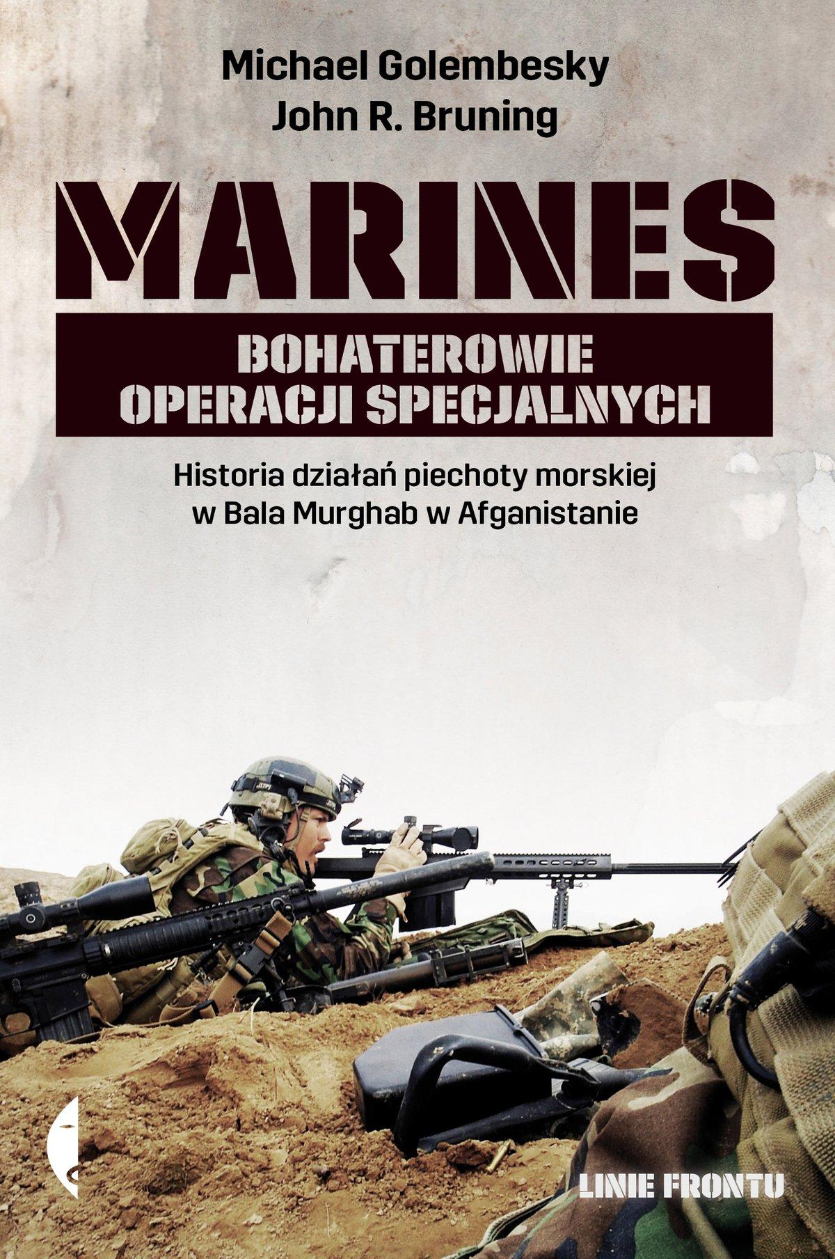 Marines - Ebook (Książka na Kindle) do pobrania w formacie MOBI