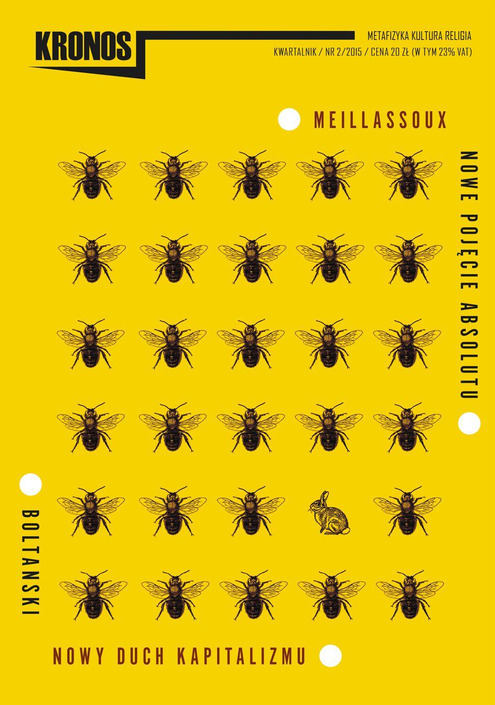 Kronos 2/2015. Boltanski, Meillassoux - Ebook (Książka EPUB) do pobrania w formacie EPUB