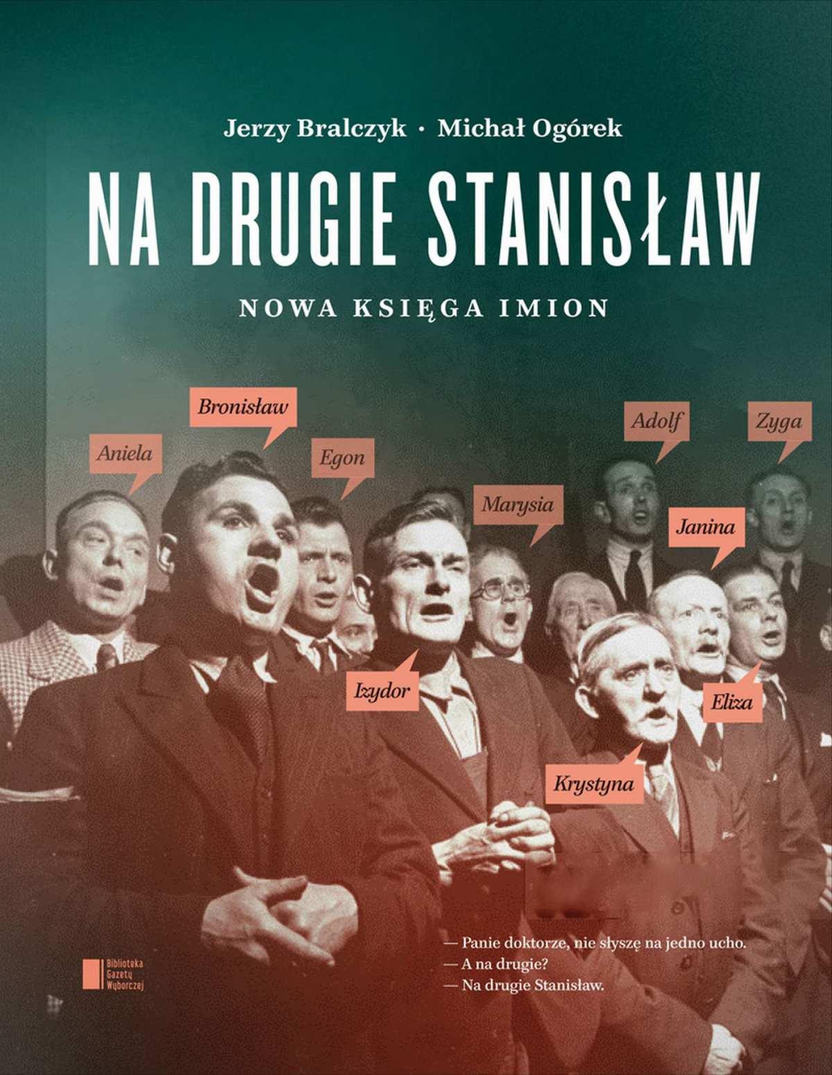 Na drugie Stanisław. Nowa księga imion - Ebook (Książka EPUB) do pobrania w formacie EPUB