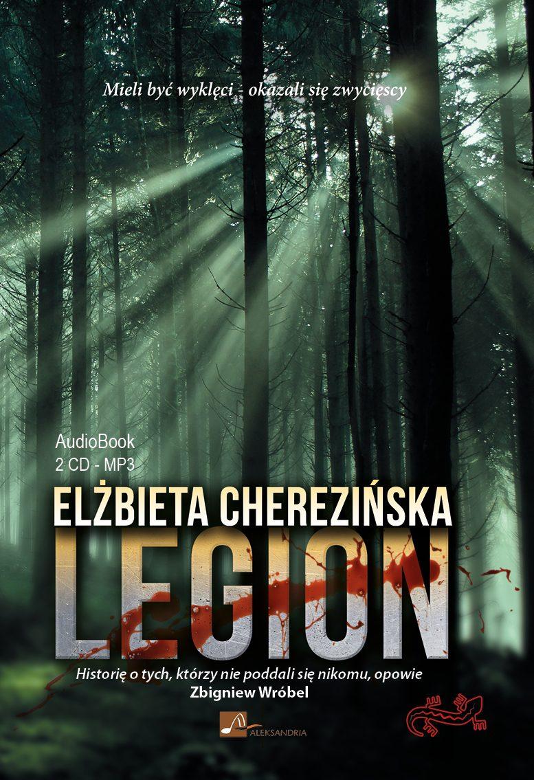 Legion - Audiobook (Książka audio MP3) do pobrania w całości w archiwum ZIP