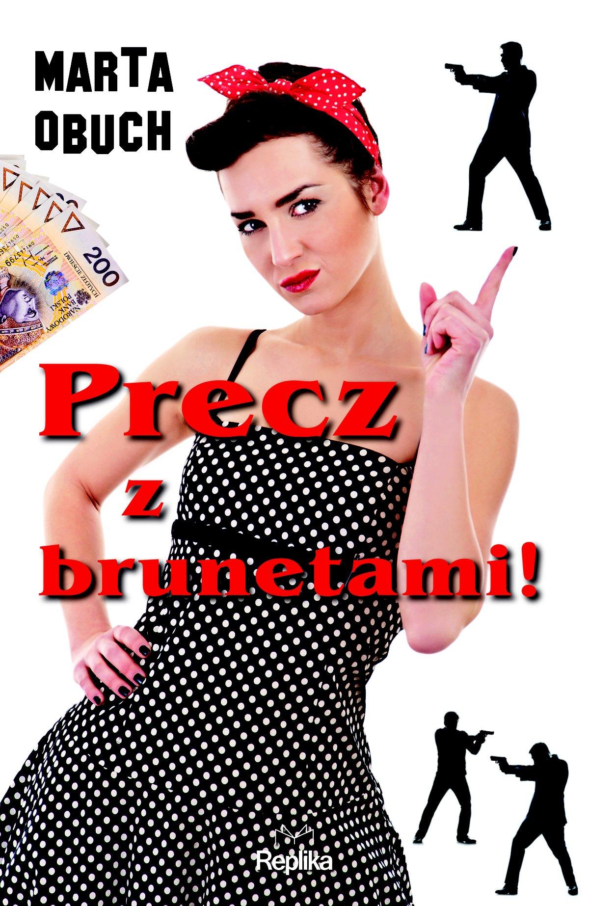 Przecz z brunetami - Ebook (Książka EPUB) do pobrania w formacie EPUB