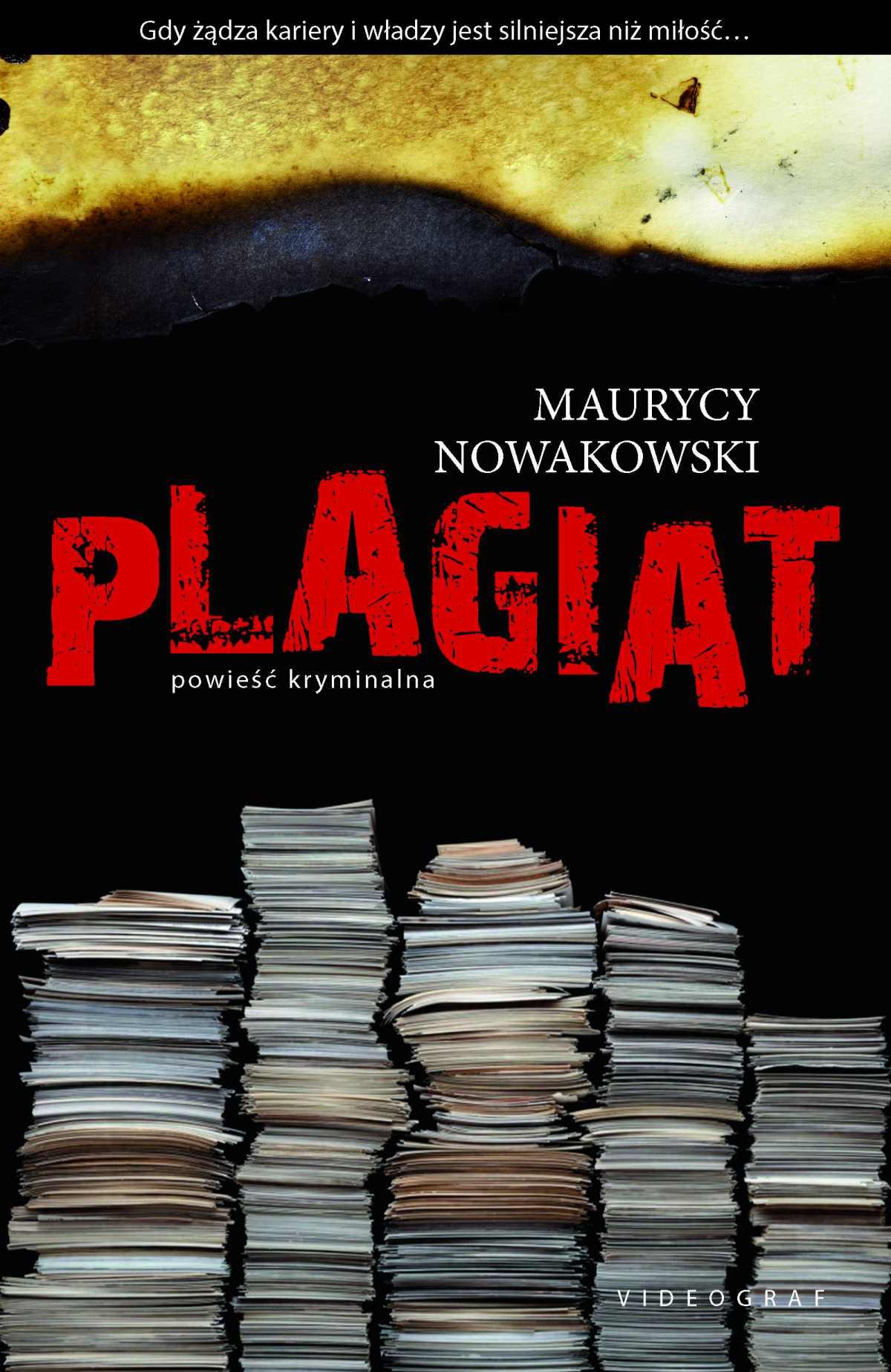 Plagiat - Ebook (Książka EPUB) do pobrania w formacie EPUB