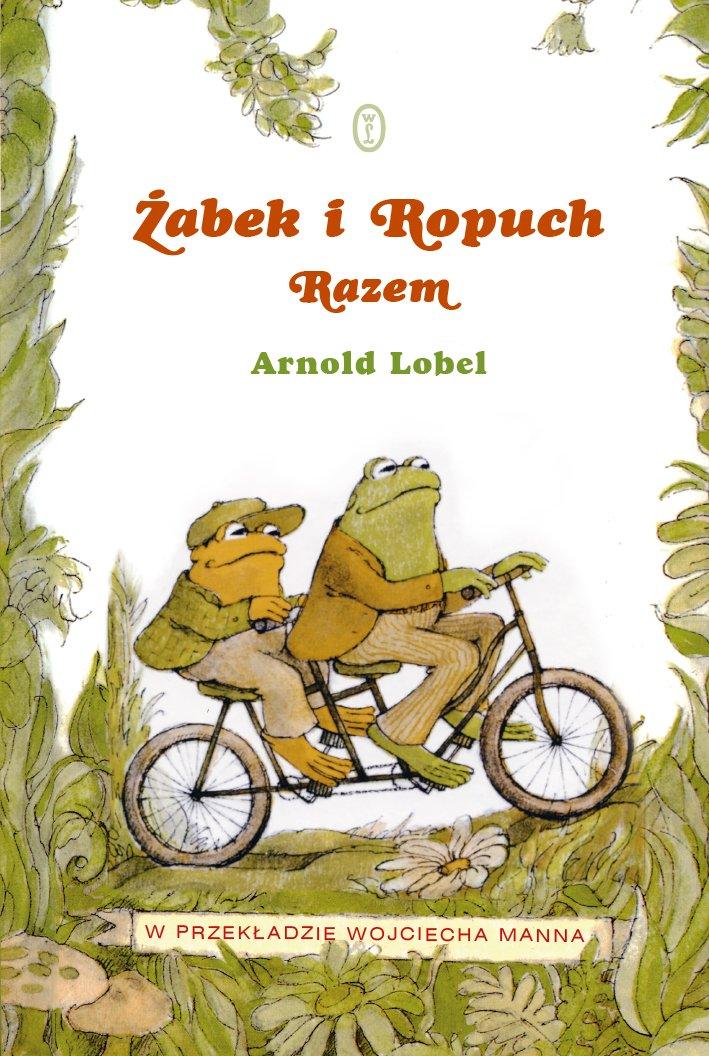 Żabek i Ropuch. Razem - Ebook (Książka na Kindle) do pobrania w formacie MOBI