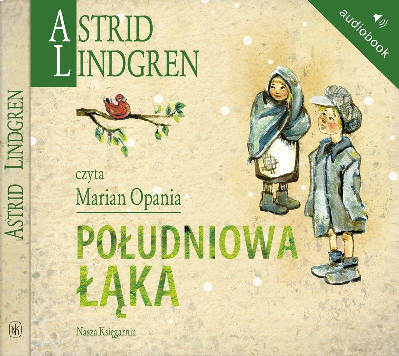 Południowa Łąka - Audiobook (Książka audio MP3) do pobrania w całości w archiwum ZIP