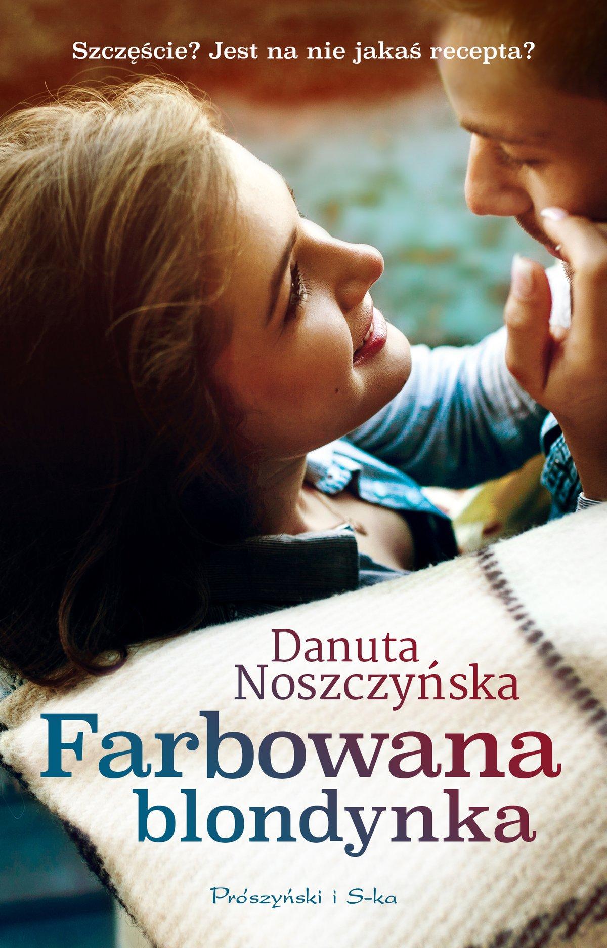 Farbowana blondynka - Ebook (Książka EPUB) do pobrania w formacie EPUB