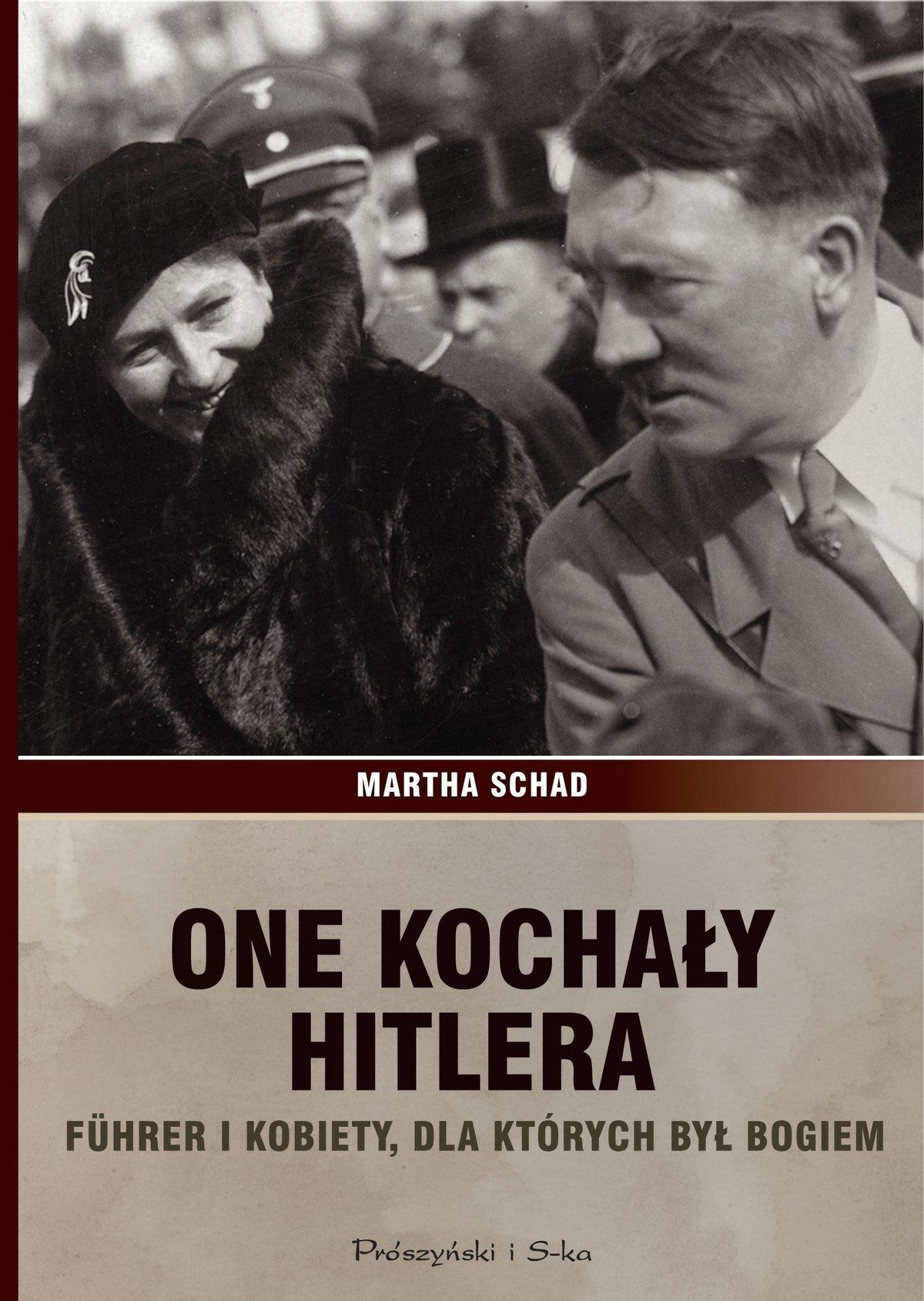 One kochały Hitlera - Ebook (Książka EPUB) do pobrania w formacie EPUB