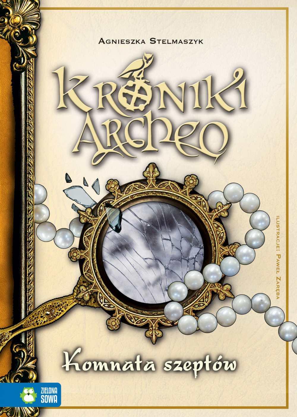 Kroniki Archeo. Komnata szeptów - Ebook (Książka na Kindle) do pobrania w formacie MOBI